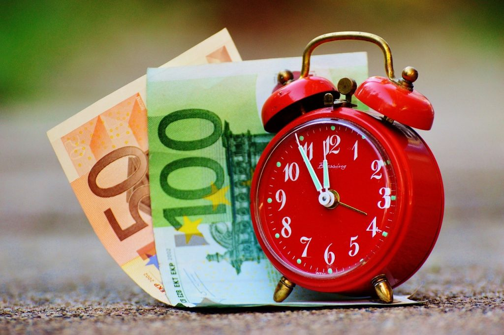 Time is money. It is often cheaper to have external partner help with marketing and lead generation.